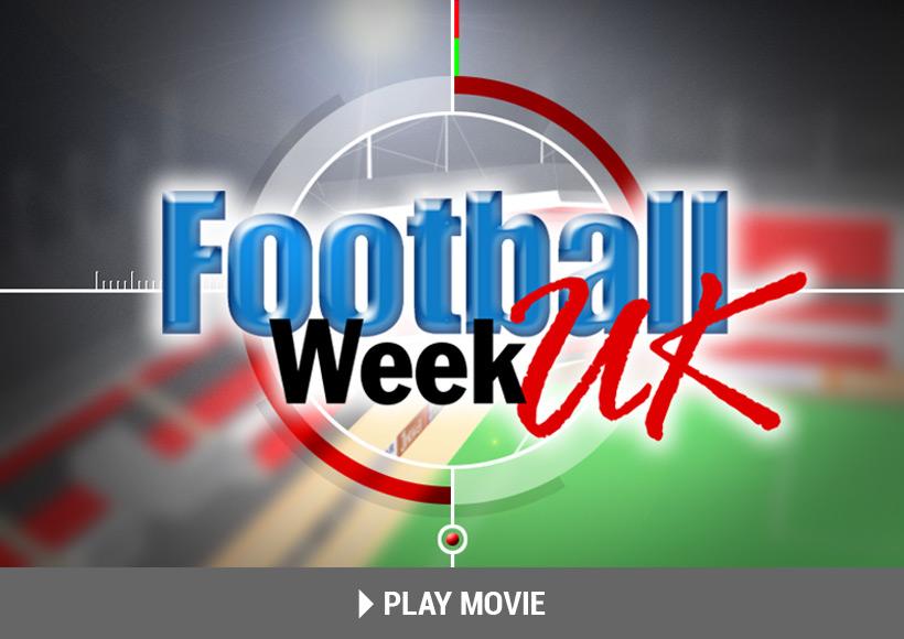 Football Week UK Granada Television