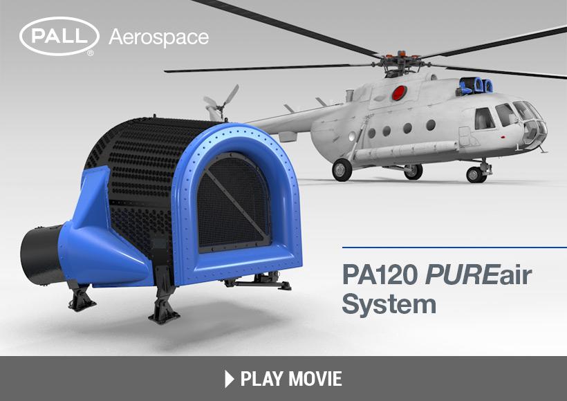 Pall-PA120 PUREair System